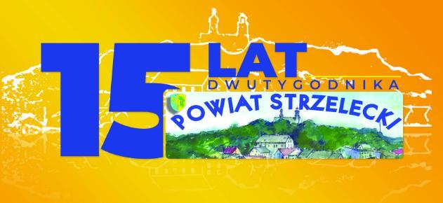 15-lecie gazety logo