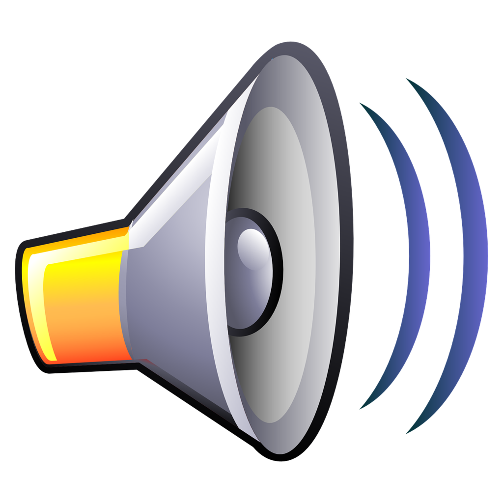 loudspeaker-309554_1280