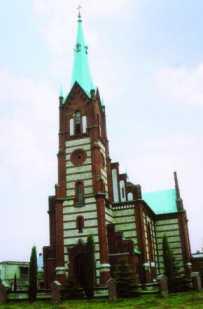 Kliknij, aby powiększyć opis: Kościół pw. św. Karola Boromeusza w Staniszvczach Wielkich rozmiar: 2,32 KB pobrań: 11301 data: 2005-06-17 14:39:34