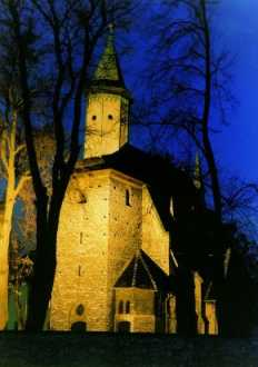 Kliknij, aby powiększyć opis: Kościół pw. Narodzenia NMP w Centawie rozmiar: 2,55 KB pobrań: 11220 data: 2005-06-17 14:38:23