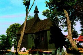 Kliknij, aby powiększyć opis: Kościół pw. Matki Boskiej Śnieżnej w Olszowej rozmiar: 1,89 KB pobrań: 10941 data: 2005-06-10 14:50:43