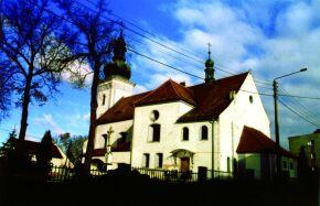 Kliknij, aby powiększyć opis: Kościół w Leśnicy rozmiar: 1,78 KB pobrań: 10817 data: 2005-06-15 08:59:10