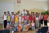 Galeria Półkolonie z Rozmierzy w starostwie / lipiec 2006