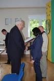 Galeria KONFERENCJA PODSUMOWUJĄCA PROGRAM PRZYSZŁY ABSOLWENT FACHOWIEC / 16 czerwca 2009