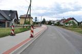 Galeria Odbiór chodnika w Szymiszowie
